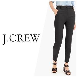 J. Crew High Rise Cameron Ankle Pants